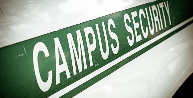 Security for universities and commercial purposes | Tony Commins Security